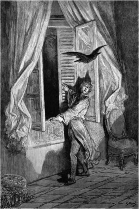 Sjajne ilustracije najpoznatijih knjizevnih dela Gistava Dorea,francuskog graficara